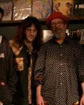 26 Vacation Vinyl: Steven Blush -Tony Mann - Chuck Dukowski- Paul Rachman